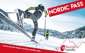 Maison de la montagne de Nâves Nordic Pass