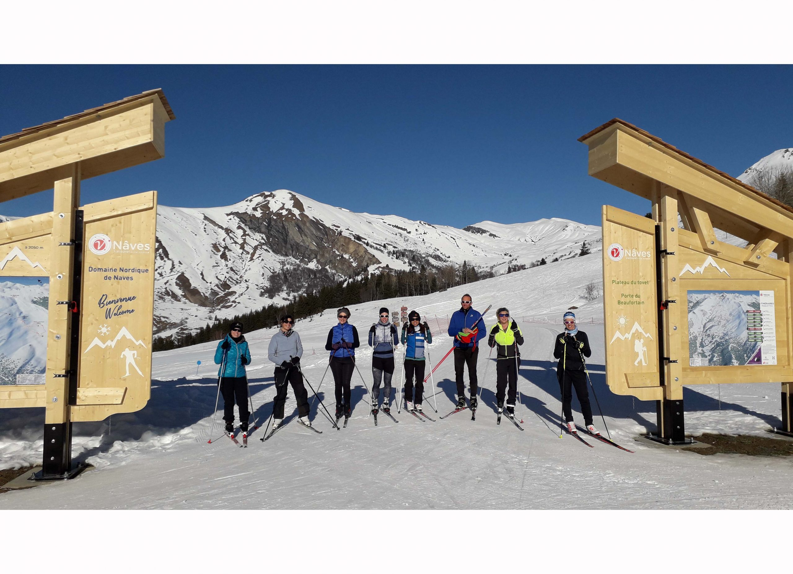 Maison de la montagne de Nâves ski